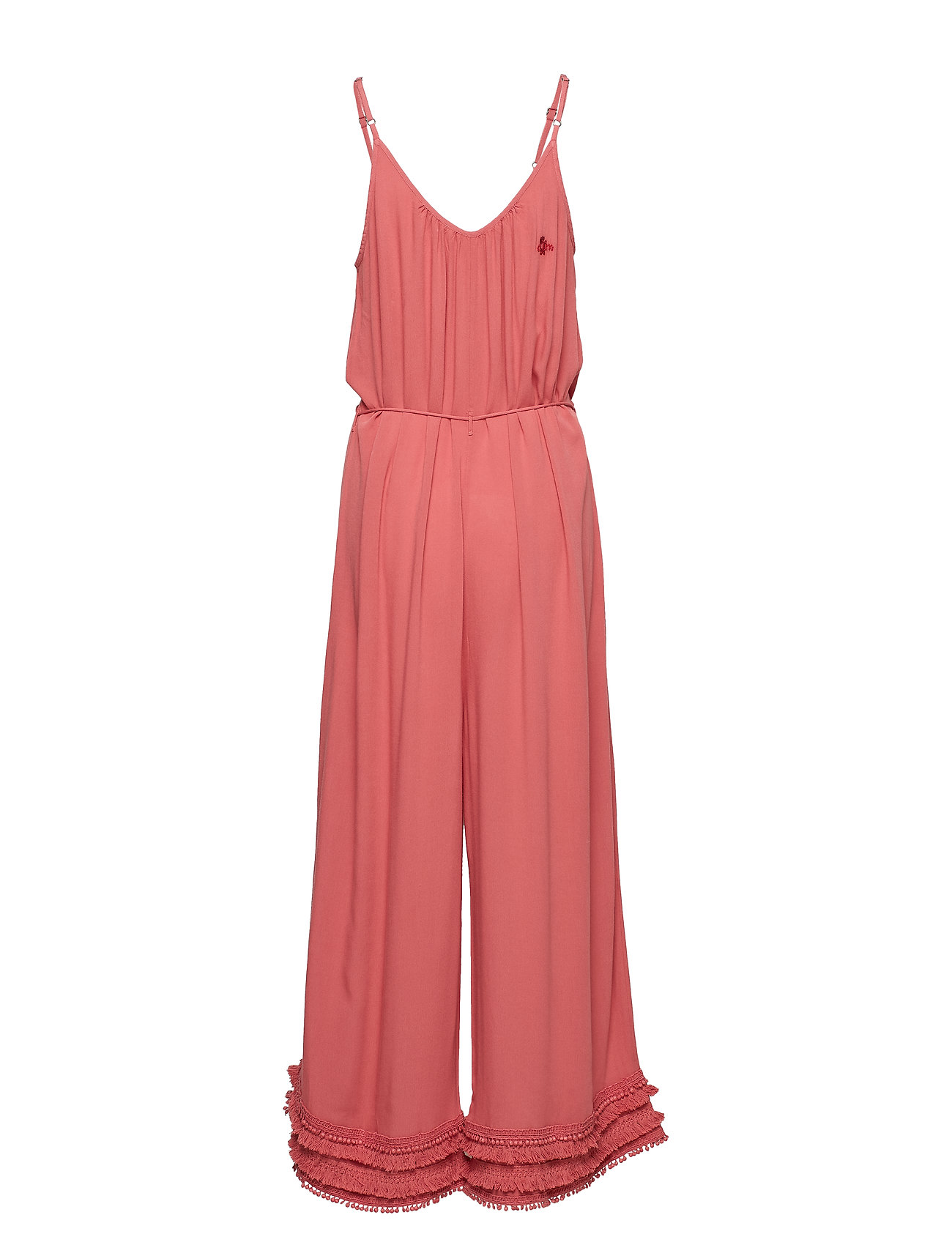 ODD MOLLY - foot loose jumpsuit - haalarit - dusted rouge