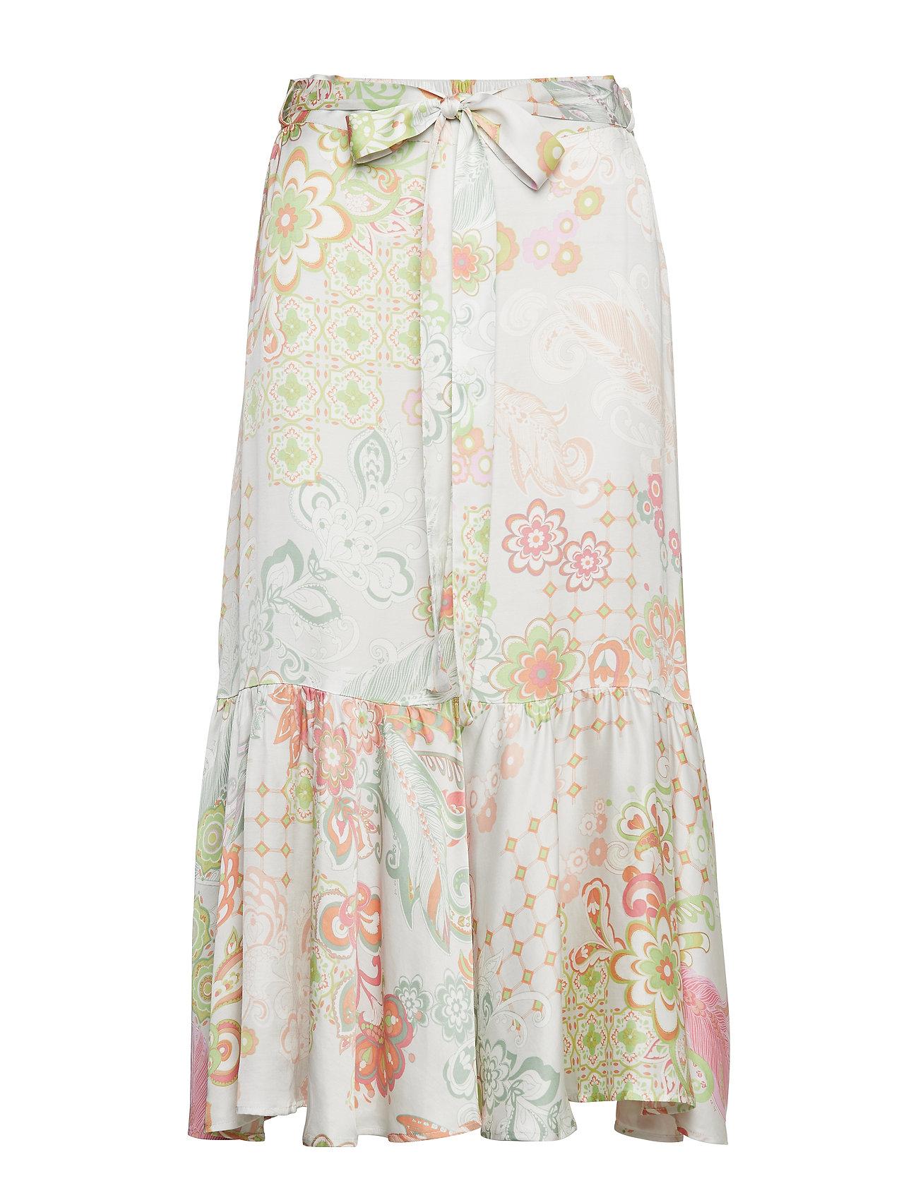 ODD MOLLY wonderland skirt - MULTI