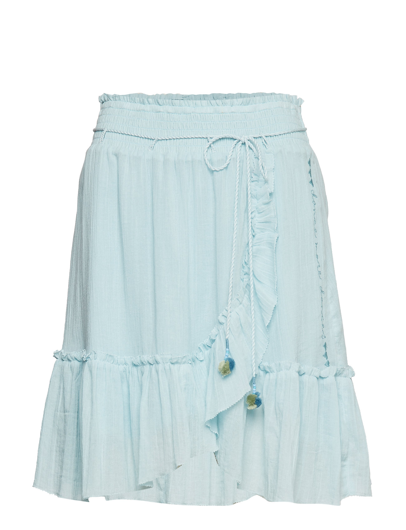 ODD MOLLY superflow skirt - HORIZON BLUE