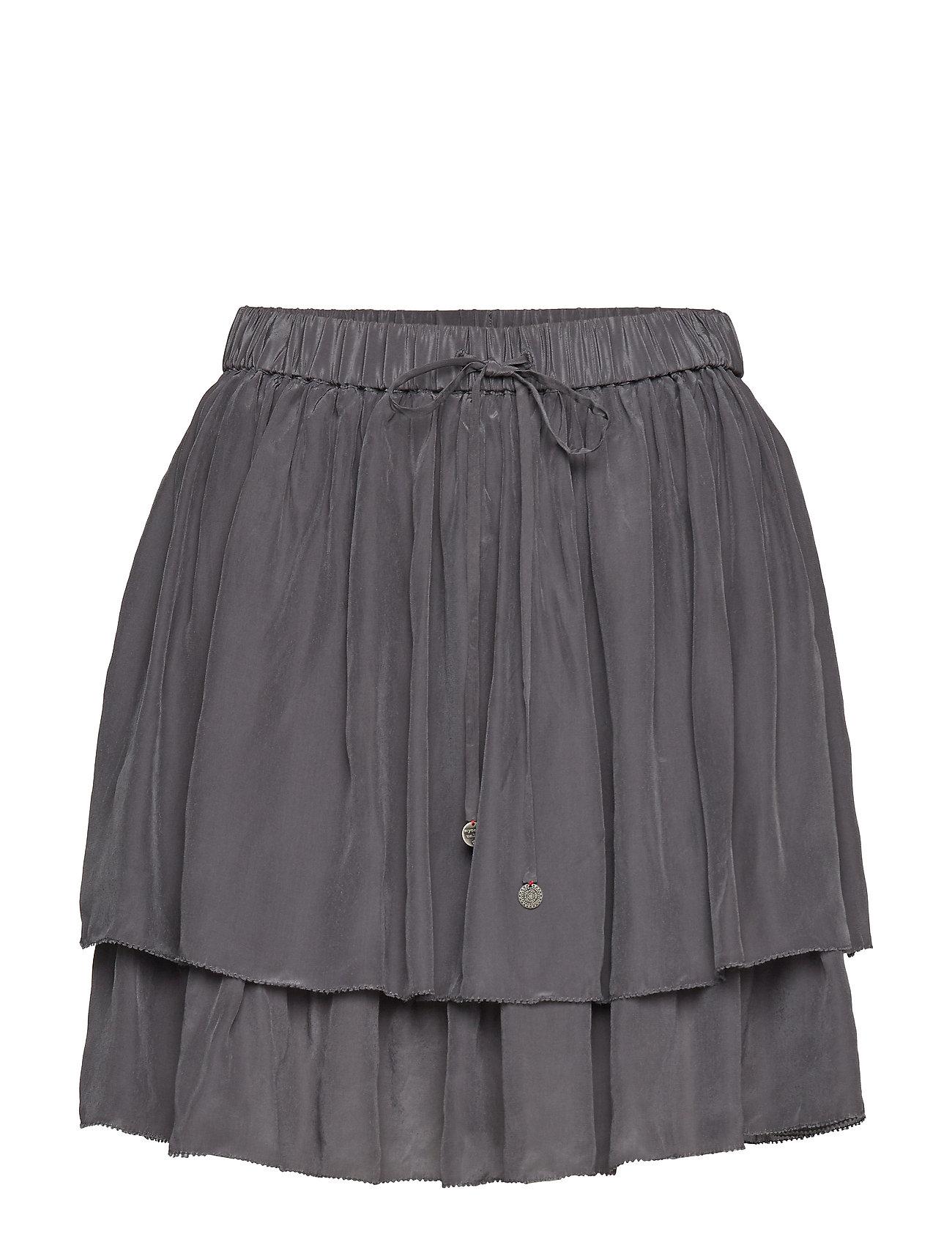 ODD MOLLY i-escape skirt - ASPHALT