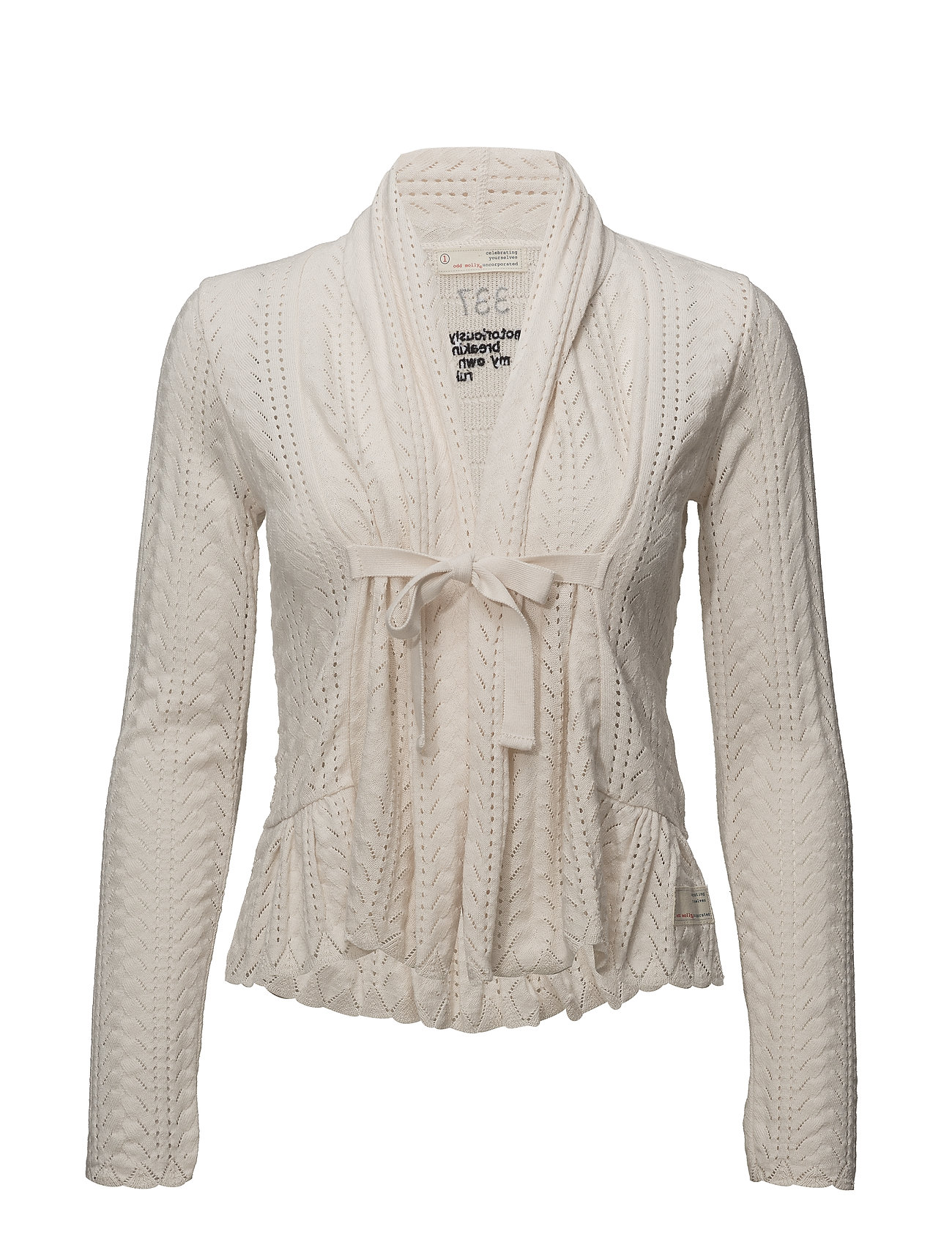 f0a0138bb126 Can-can Cardigan (Pink Porcelain) (£87.45) - ODD MOLLY -