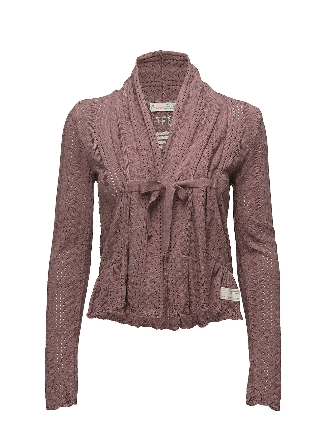00e663fb Can-can Cardigan (Rose Taupe) (£95.40) - ODD MOLLY - | Boozt.com