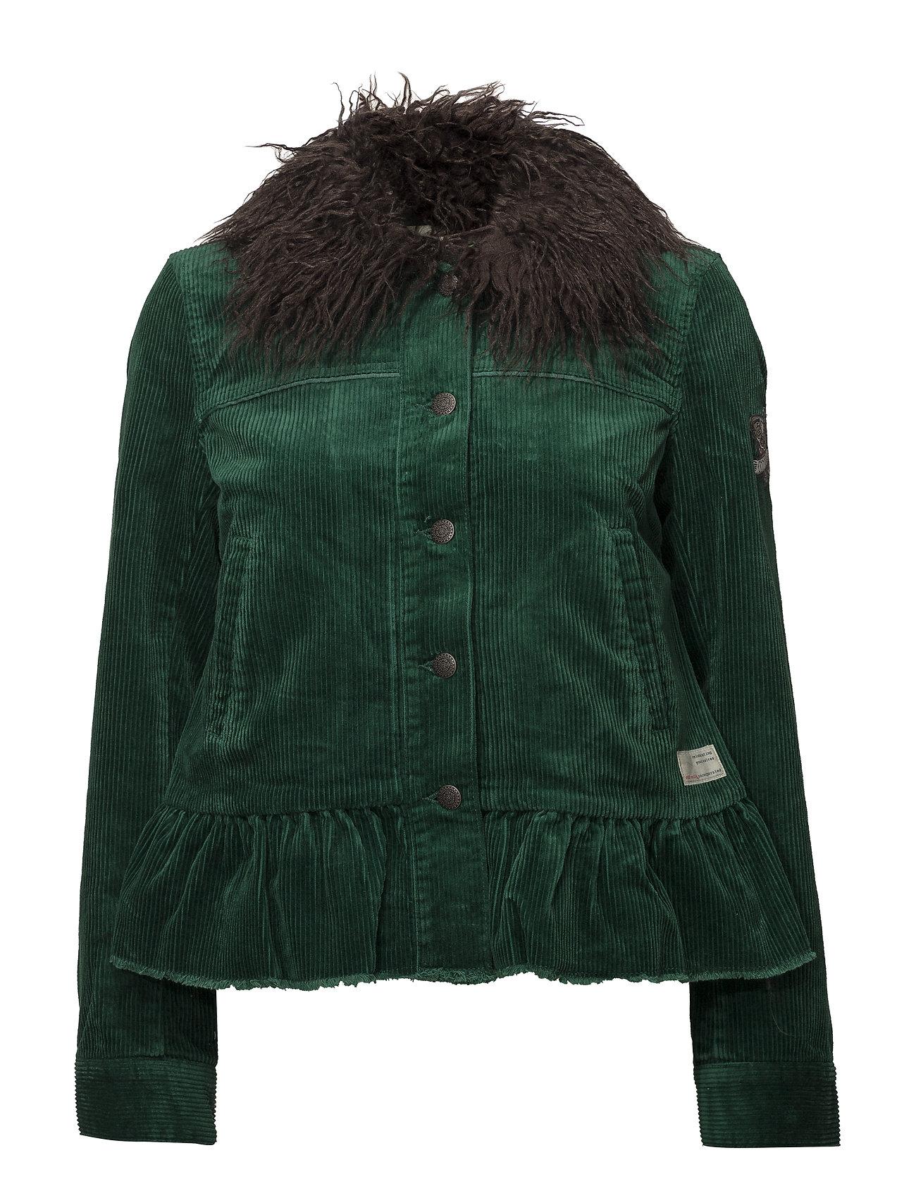 ODD MOLLY sincerely jacket