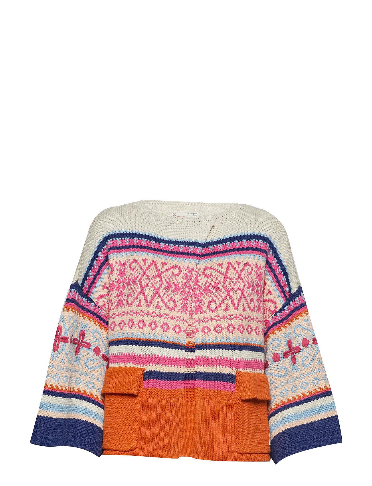 ODD MOLLY much-needed cardigan - MULTI