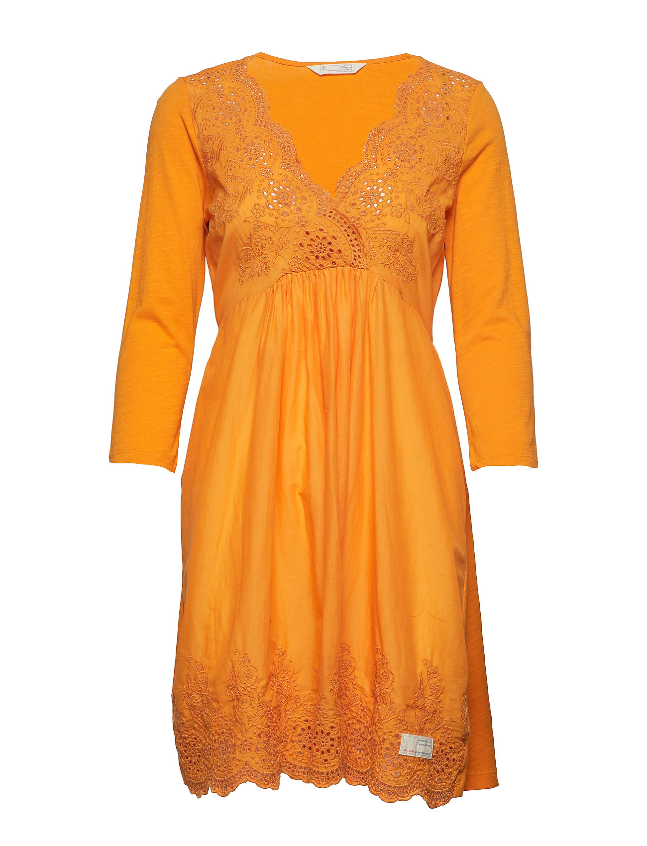 ODD MOLLY backyard dress - GOLDEN HONEY