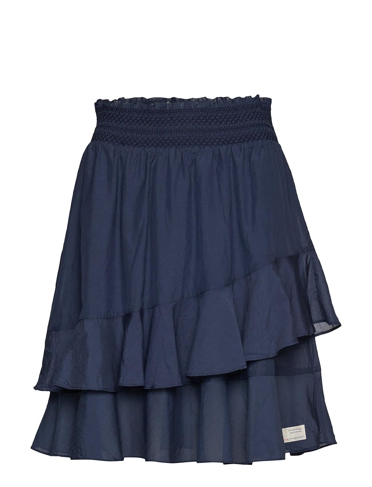 ODD MOLLY majestic skirt - DARK BLUE