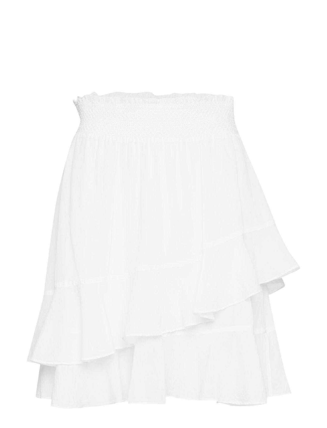 ODD MOLLY majestic skirt - LIGHT CHALK