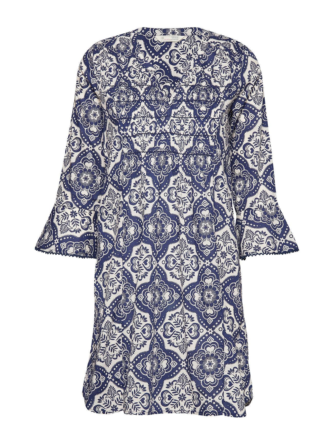 ODD MOLLY no limit dress - NIGHTFALL BLUE