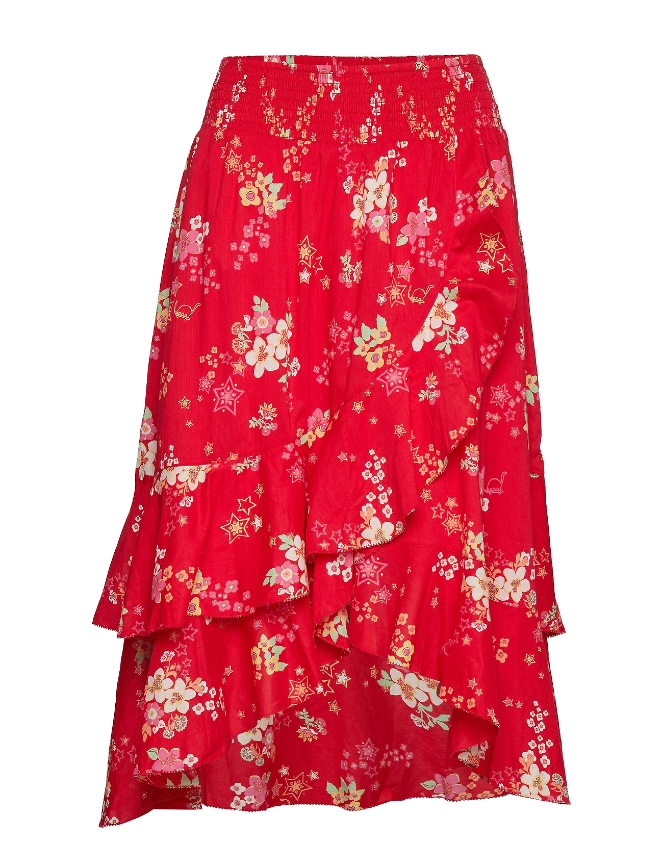 ODD MOLLY marvelously free skirt - RED TULIP