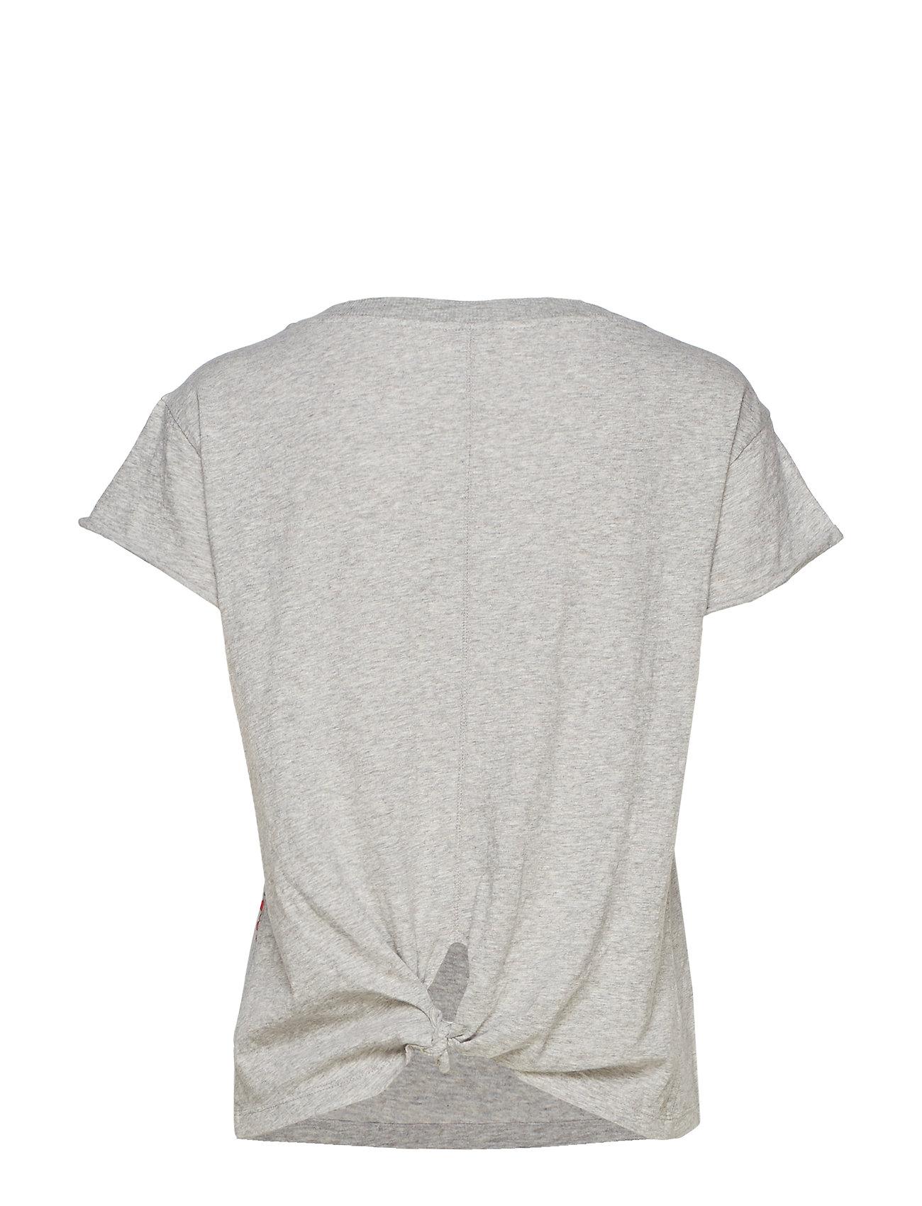 Molly Grey shirtlight T Doooer MelangeOdd f76Ygyb
