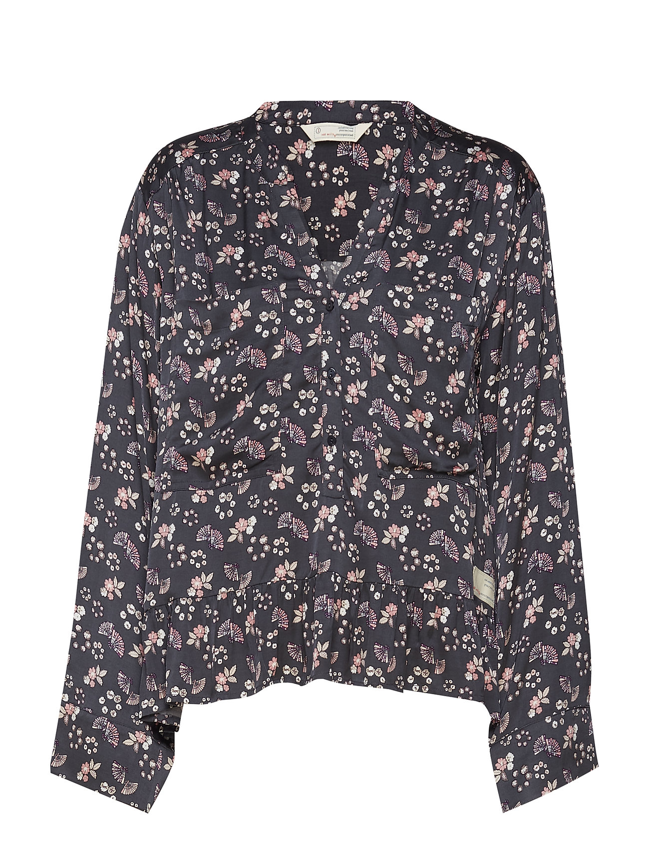 ODD MOLLY cosmic moments blouse