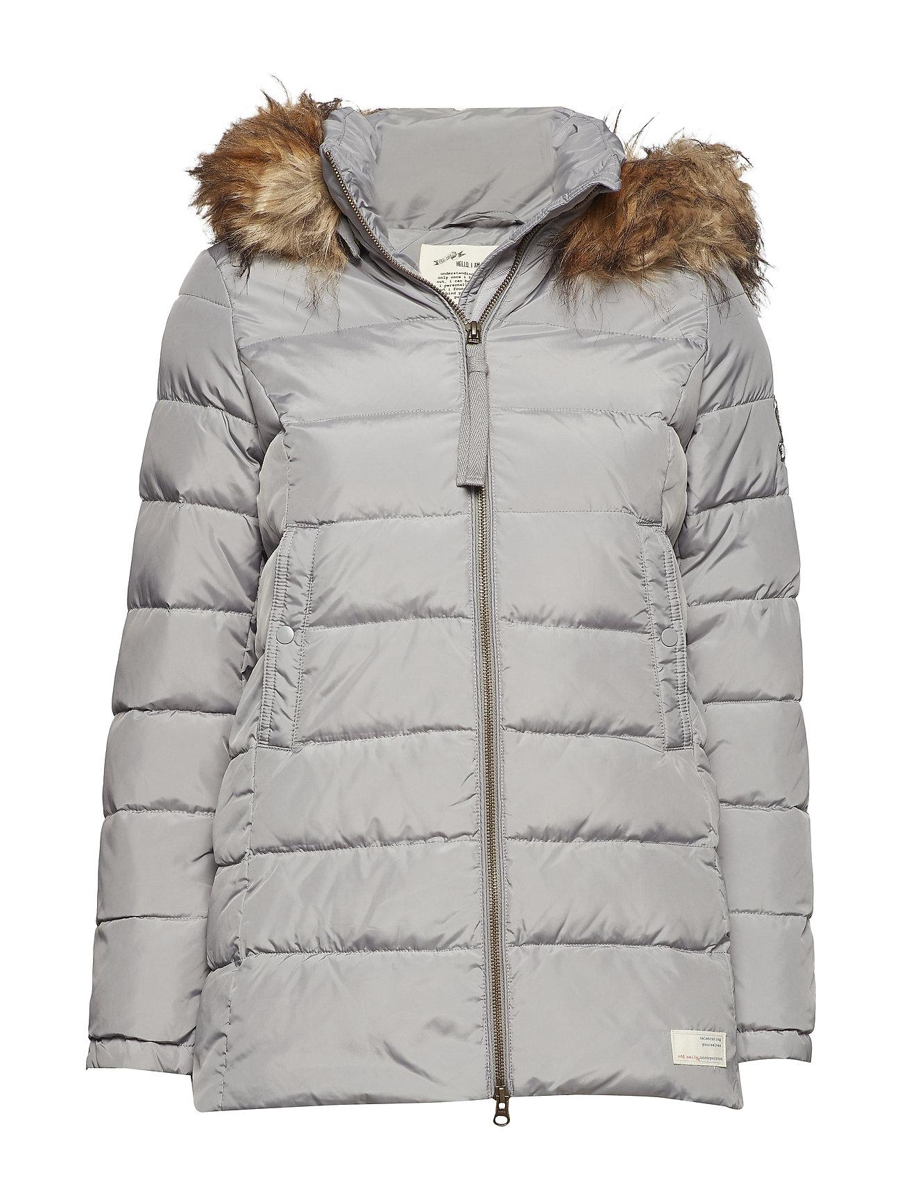 ODD MOLLY winterland jacket - SHADOW GREEN