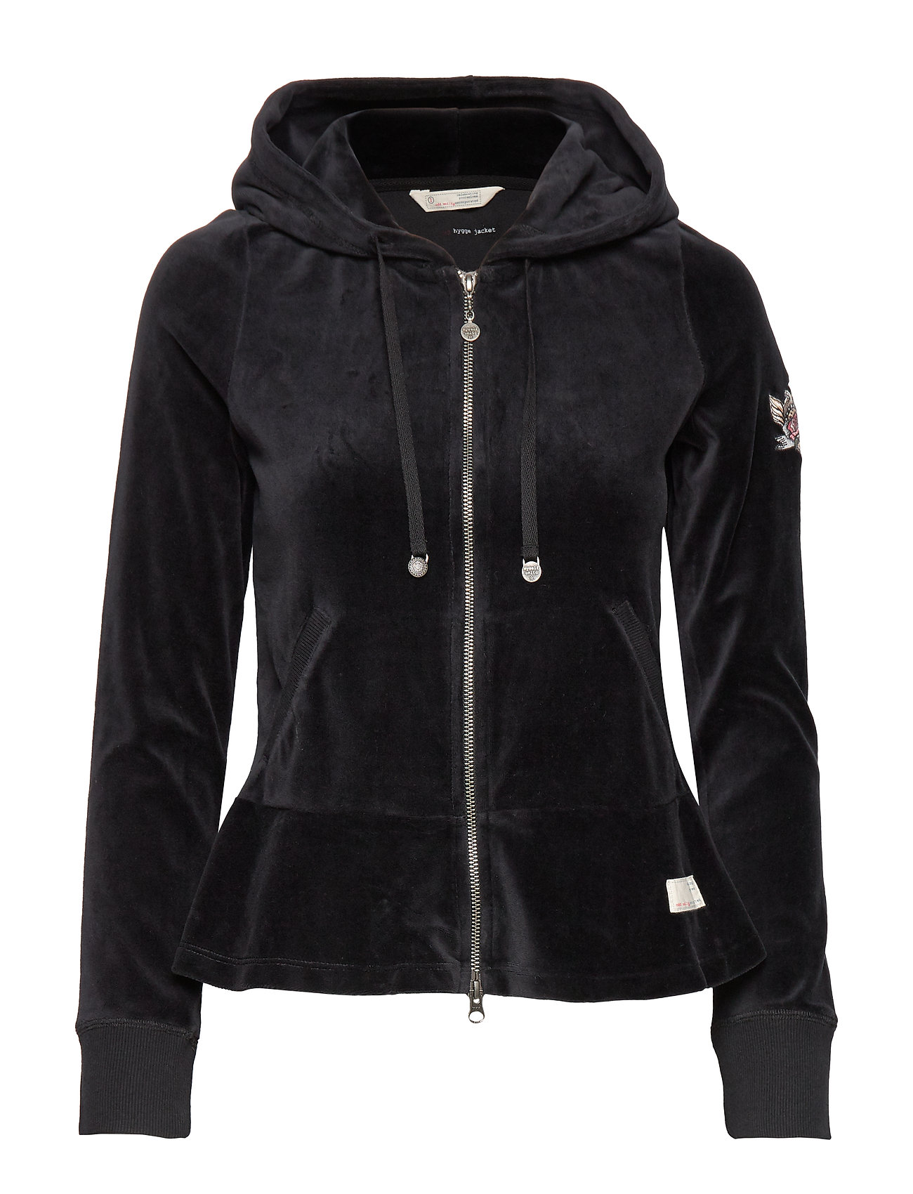 ODD MOLLY Hygge Jacket - ALMOST BLACK