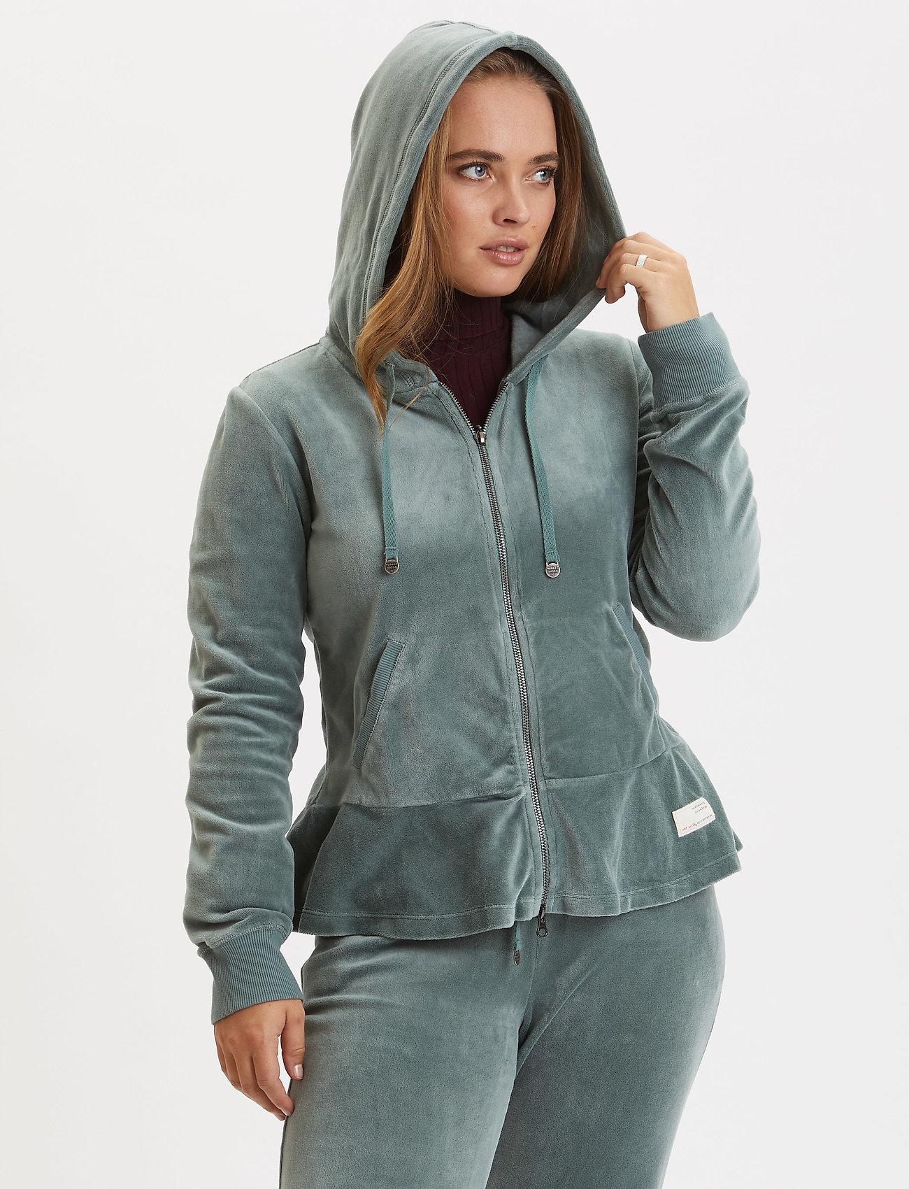 Odd Molly Hygge Jacket - Sweatshirts Cargo Green