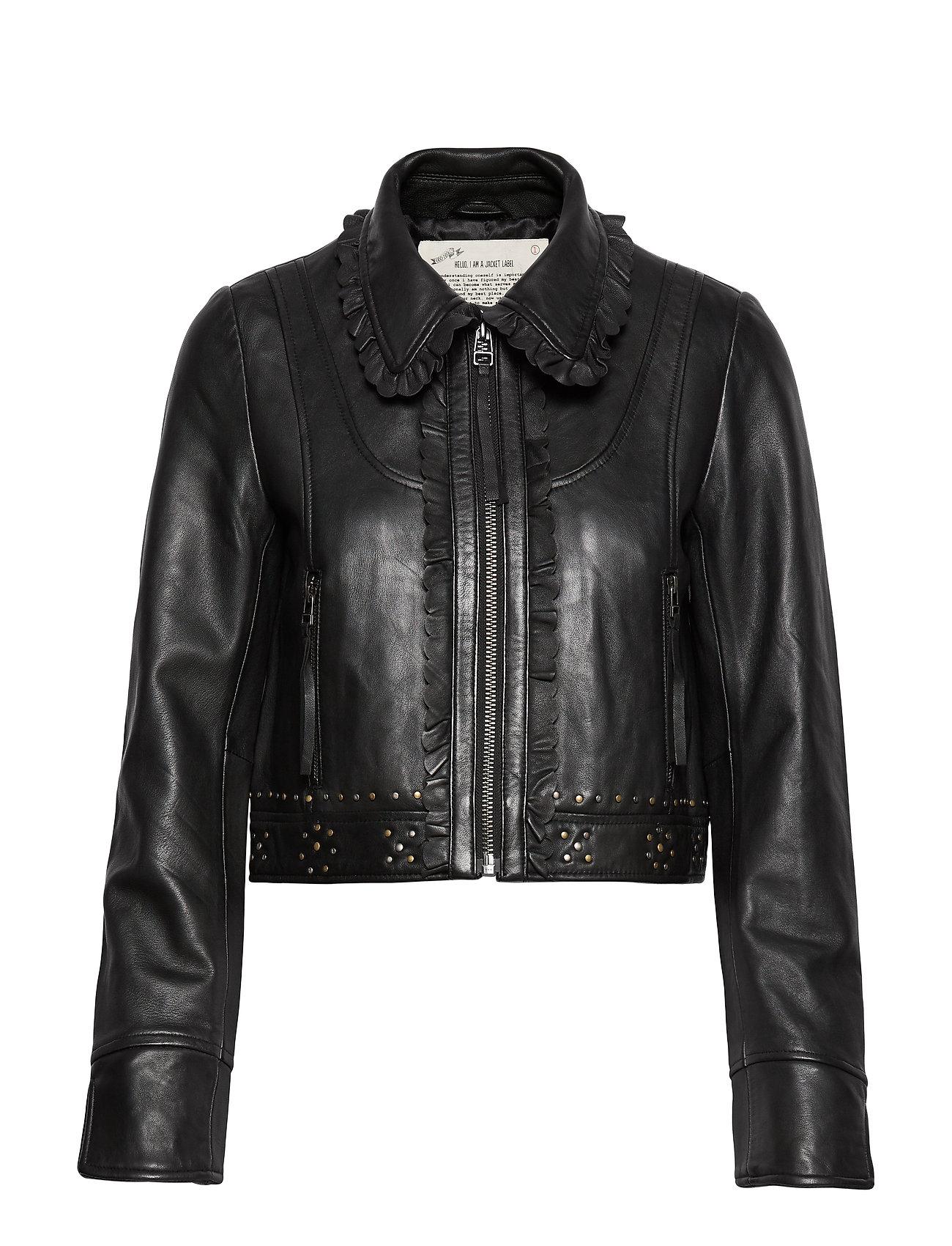 ODD MOLLY My Mittygritty Jacket - ALMOST BLACK