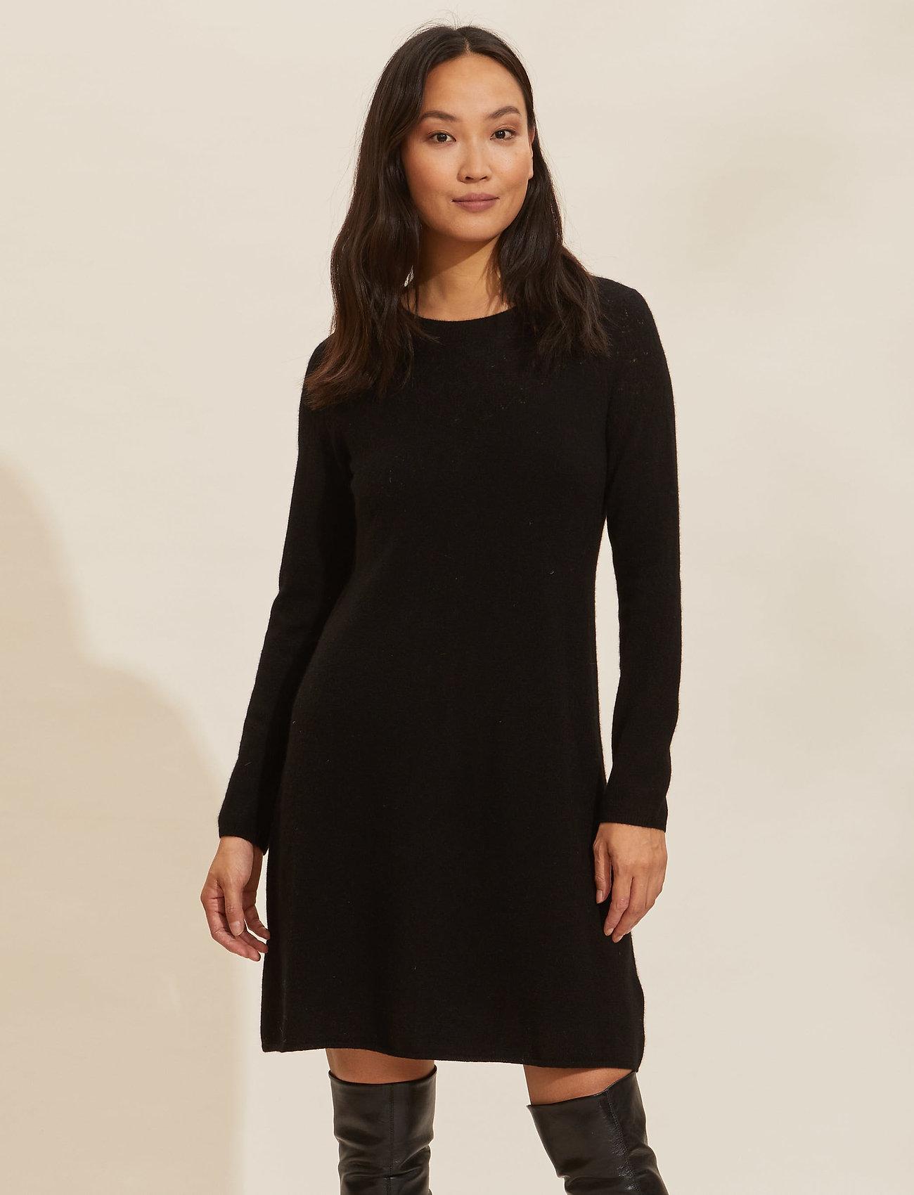 ODD MOLLY - Quinn Dress - hverdagskjoler - black - 0