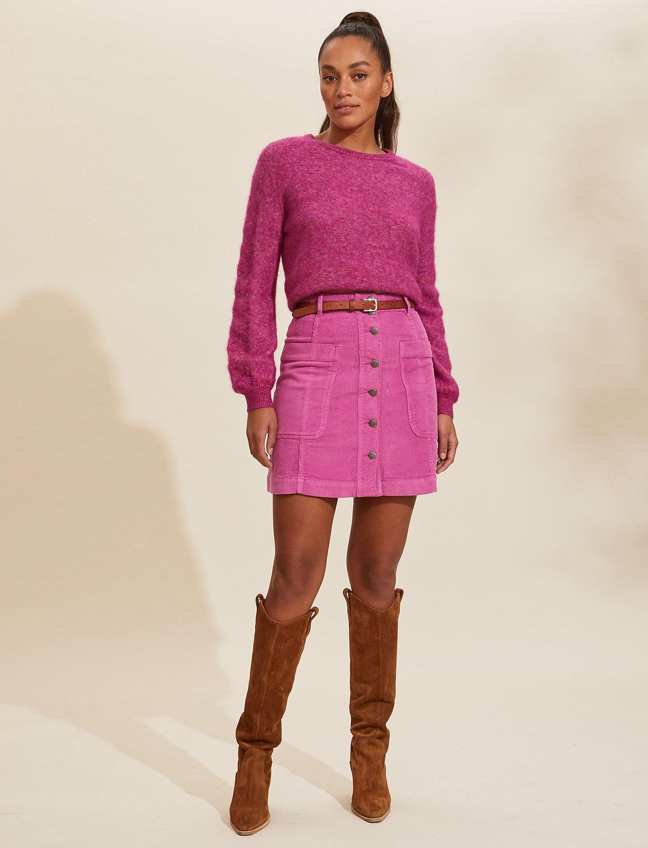 ODD MOLLY - Maya Skirt - træningsnederdele - pink dahlia - 0