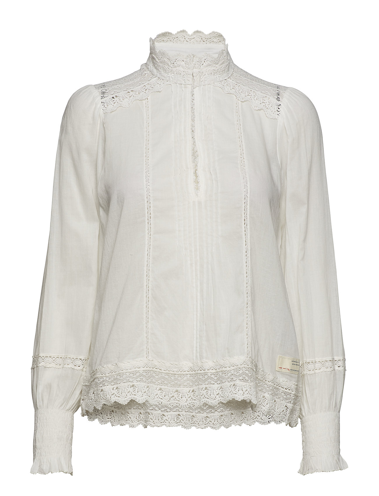 ODD MOLLY one of a kind blouse