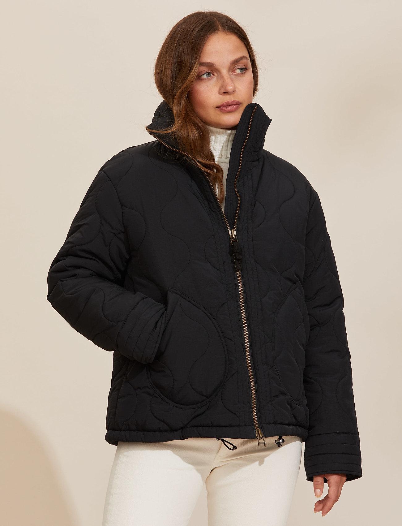 ODD MOLLY - Harmony Jacket - doudounes - almost black - 0