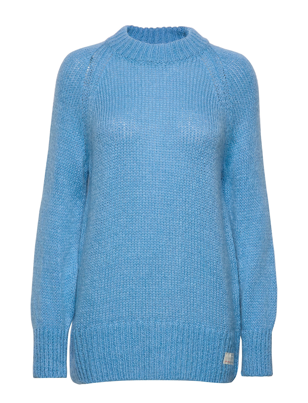 ODD MOLLY Significant Other Sweater - BRIGHT BLUE
