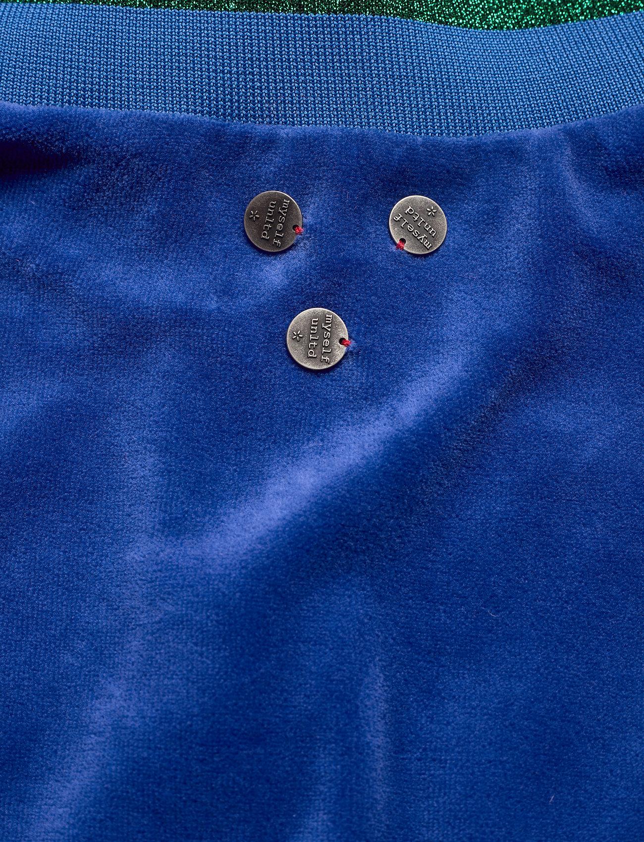 ODD MOLLY Unconquerable Dress - Sukienki DEEP COBALT - Kobiety Odzież.