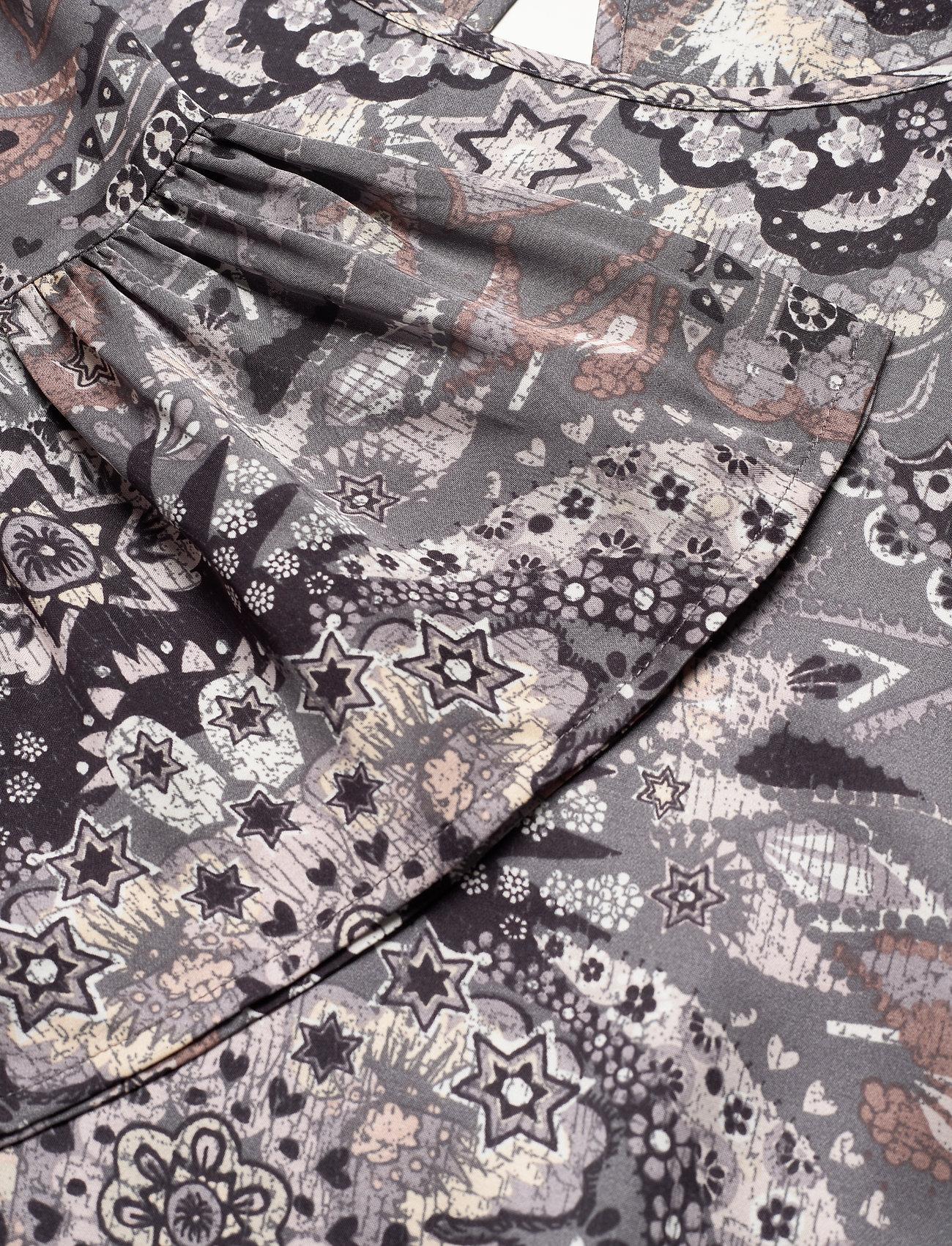 Head Turner Dress (Asphalt) (109.50 €) - ODD MOLLY kJucN