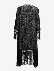 ODD MOLLY - pasadena tunic - tunikas - almost black - 1