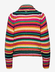 ODD MOLLY - Novelty Stripe Sweater - turtlenecks - multi - 2