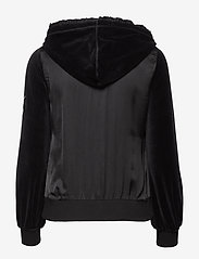 ODD MOLLY - Velouragenius Hood Jacket - pulls à capuche - almost black - 2