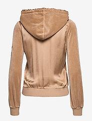ODD MOLLY - Velouragenius Hood Jacket - pulls à capuche - chocolate cream - 2