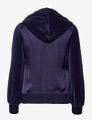 ODD MOLLY - Velouragenius Hood Jacket - pulls à capuche - night sky blue - 2