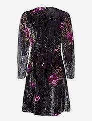 ODD MOLLY - Vera Dress - hverdagskjoler - asphalt - 2