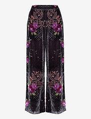 ODD MOLLY - Vera Pants - bukser med brede ben - asphalt - 1