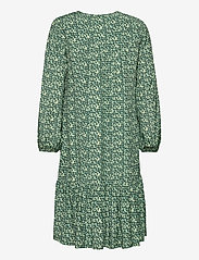ODD MOLLY - Aria Dress - hverdagskjoler - midnight green - 2