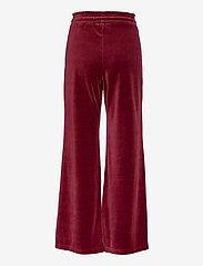 ODD MOLLY - Marion Pants - sweatpants - baked burgundy - 2