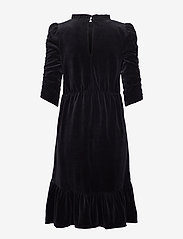 ODD MOLLY - Marion Dress - hverdagskjoler - almost black - 2