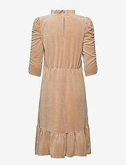 ODD MOLLY - Marion Dress - hverdagskjoler - soft taupe - 2