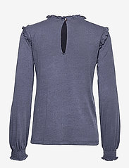 ODD MOLLY - Malou Top - langærmede bluser - dark blue - 2