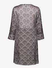 ODD MOLLY - Harper Dress - hverdagskjoler - asphalt - 2