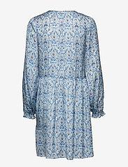ODD MOLLY - Sensational Short Dress - korte kjoler - spring blue - 1