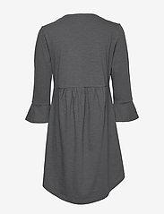 ODD MOLLY - Curious Dress - korte kjoler - asphalt - 2