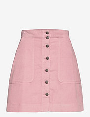 ODD MOLLY - Holly Skirt - korte nederdele - pink mauve - 1