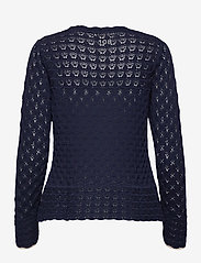 ODD MOLLY - Meryl Sweater - trøjer - dark blue - 2