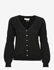 ODD MOLLY - Donna Cardigan - cardigans - black - 1