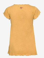 ODD MOLLY - Carole Top - t-shirts - golden biscotti - 2