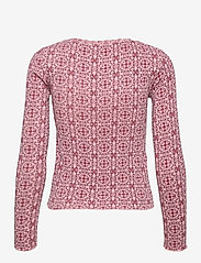 ODD MOLLY - Erin Top - cardigans - pink mauve - 2