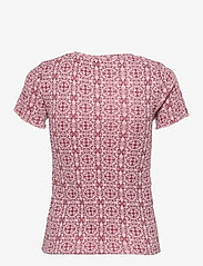 ODD MOLLY - Erin Top - t-shirts - pink mauve - 2