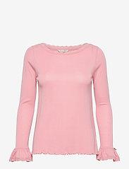 ODD MOLLY - Gladys Top - langærmede bluser - pink mauve - 1