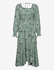ODD MOLLY - Lisa Dress - hverdagskjoler - light cargo - 1
