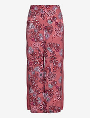 ODD MOLLY - Jacqueline Pants - casual bukser - cranberry - 1
